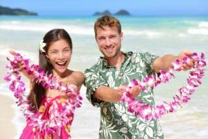Flower Lei Greeting Honolulu