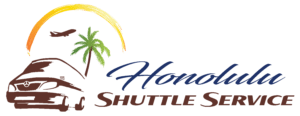 Honolulu Shuttle Service Logo (Horizontal)