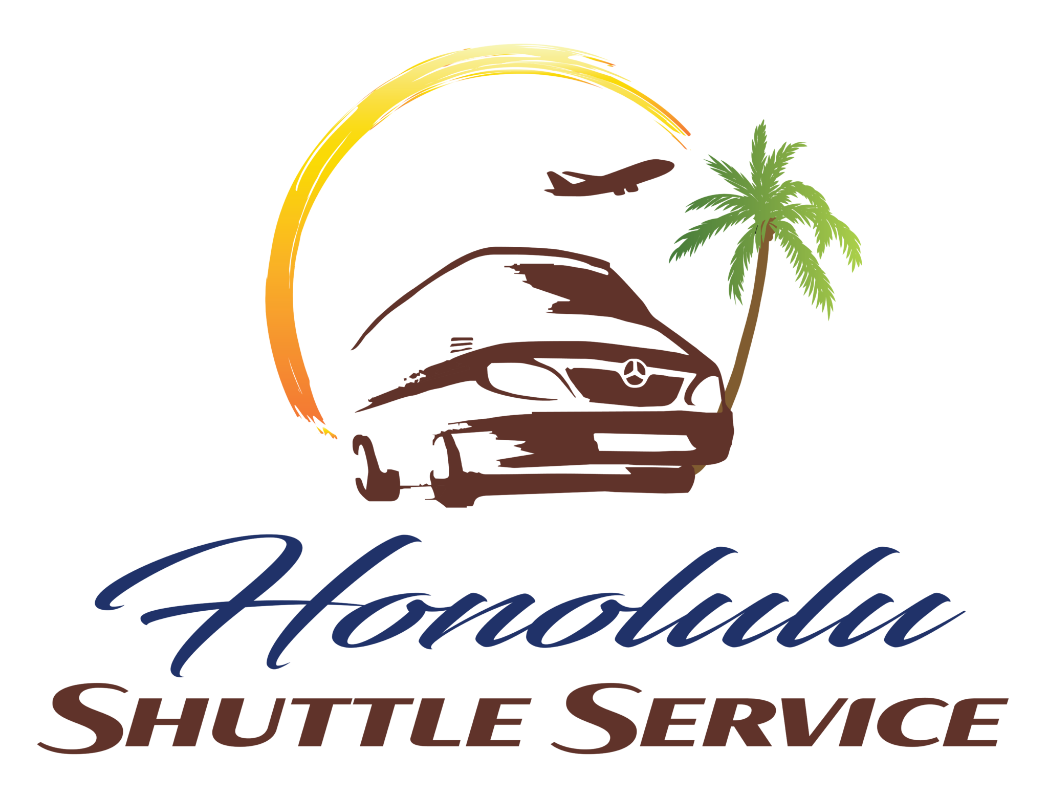 Honolulu Shuttle Services (Logo)