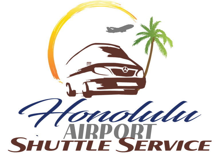 Honolulu Airport Shuttle Services Logo